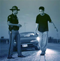 Field Sobriety Test information